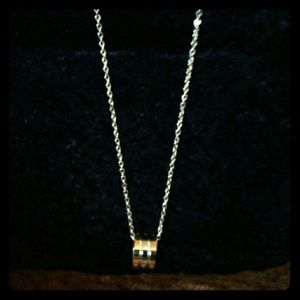 Jewelry - NWT Tri Color Necklace